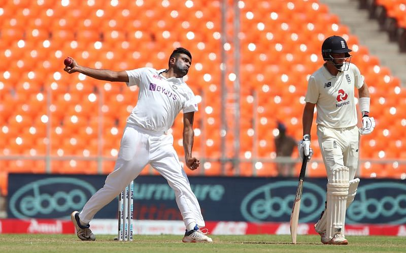 R Ashwin stood out with his all-round performances in the Test series against Australia and England