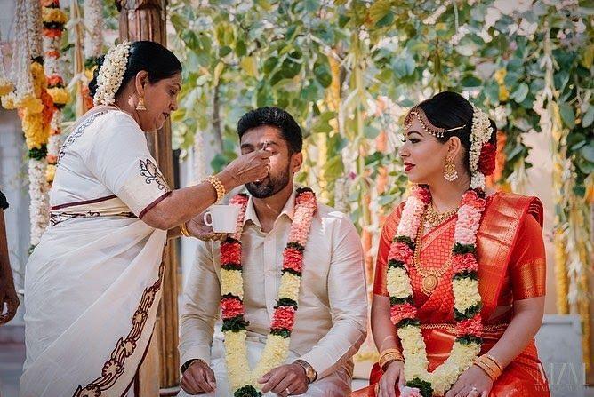 Marriage of Karun Nair and Sanaya Tankariwala Photos