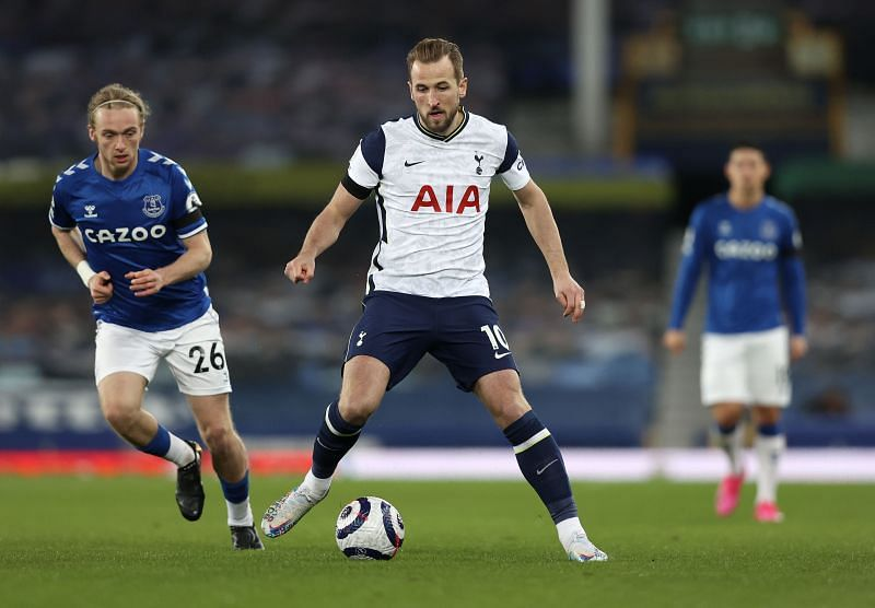 Tottenham Hotspur and Everton played out a 2-2 draw on Friday