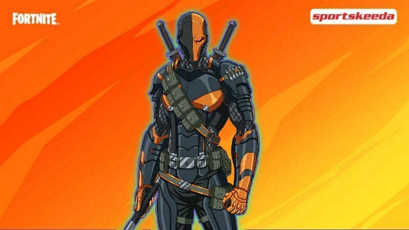 Batman/Fortnite Zero Point issue #4 cover reveals DC villain Deathstroke  will be in the comic book series