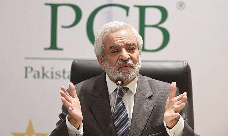 PCB Chairman, Ehsan Mani