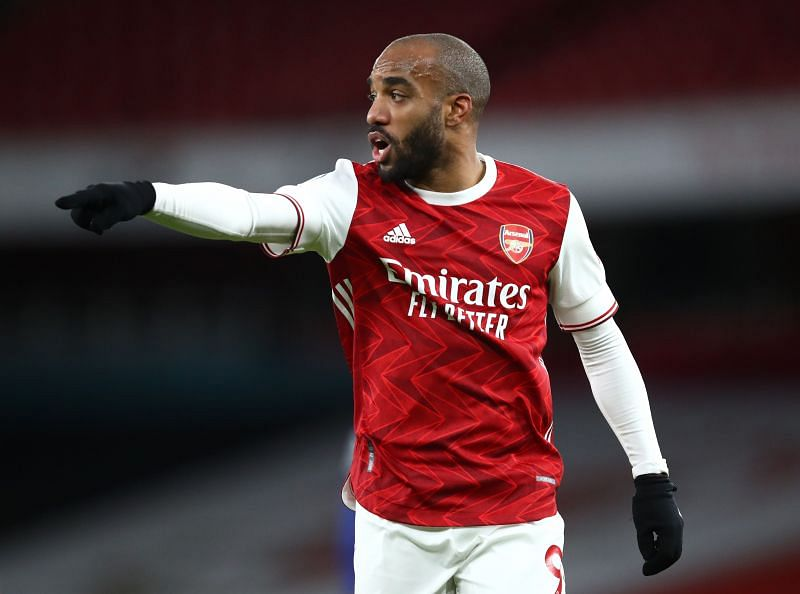 Lacazette has been i fine form for Arsenal since Boxing Say
