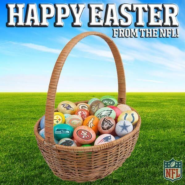 NFL Twitter Post