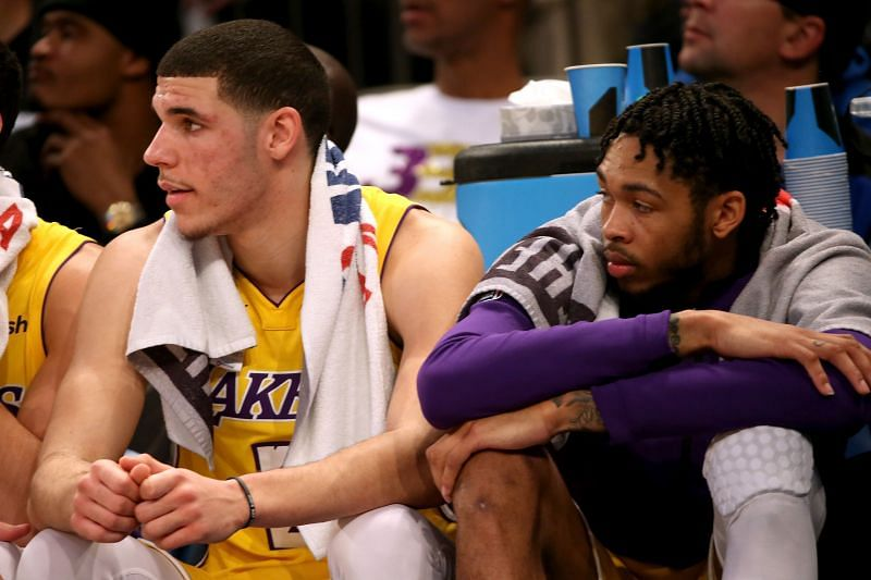Former LA Lakers stars Lonzo Ball and Brandon Ingram have formed a terrific partnership playing for the Pelicans this season.