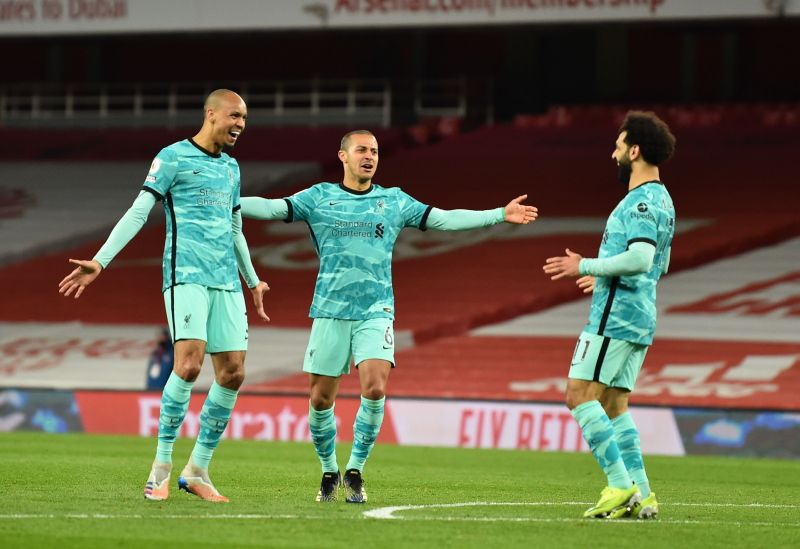 Liverpool registered their biggest ever away win at the Emirates against Arsenal.