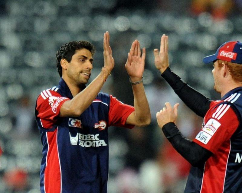 Ashish Nehra had a fantastic IPL 2009 season.