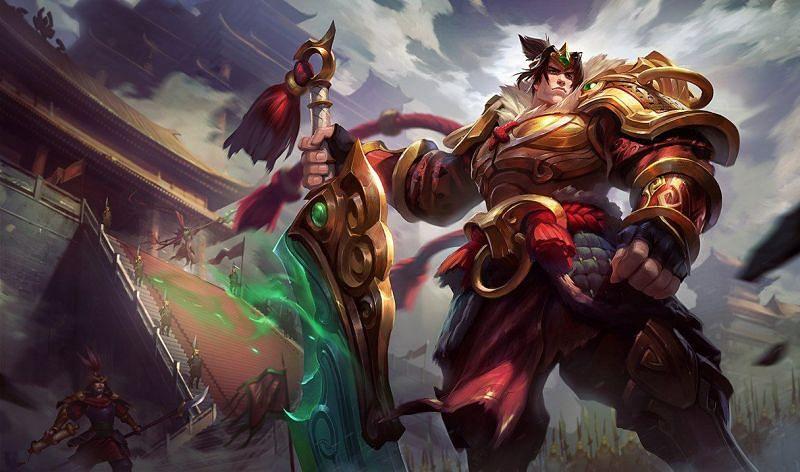 Image via Riot Games - League of Legends