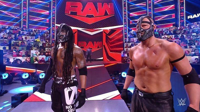 टी-बार & मेस को WWE Raw में नया रोल मिल चुका है