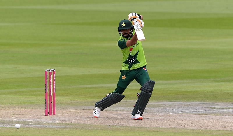 Babar Azam played a magnificent knock to help Pakistan win the 1st ODI