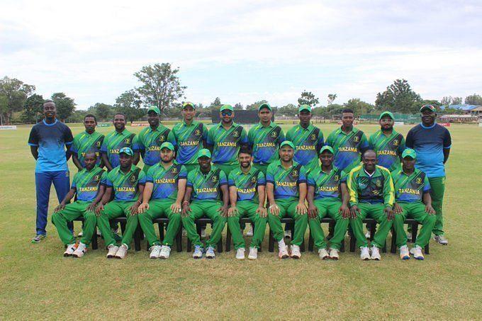 Tanzania Cricket Team (Image Courtesy: Tanzania Cricket Association)