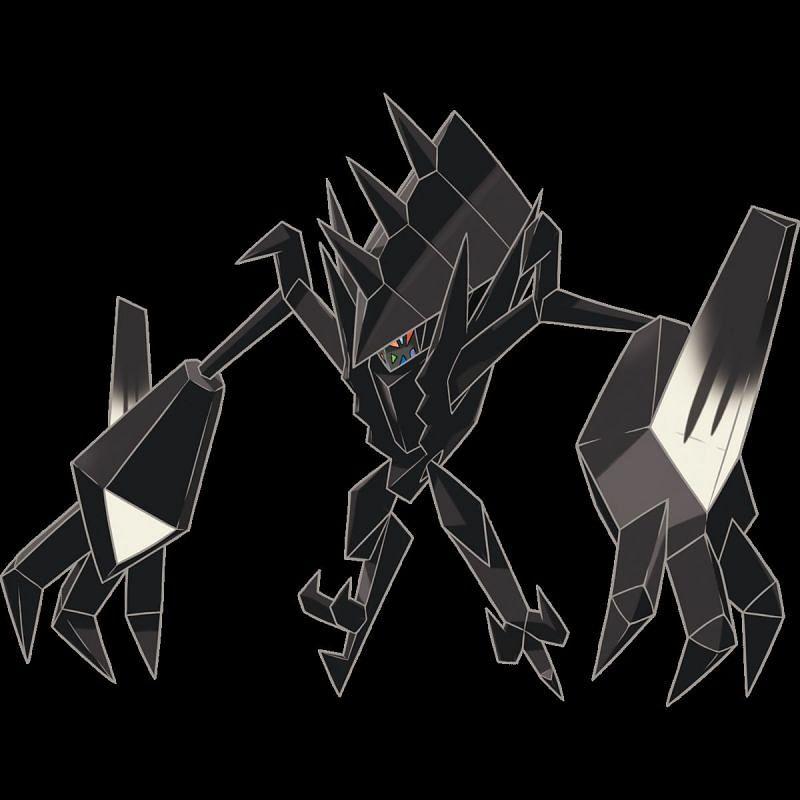 Necrozma (Image via The Pokemon Company)