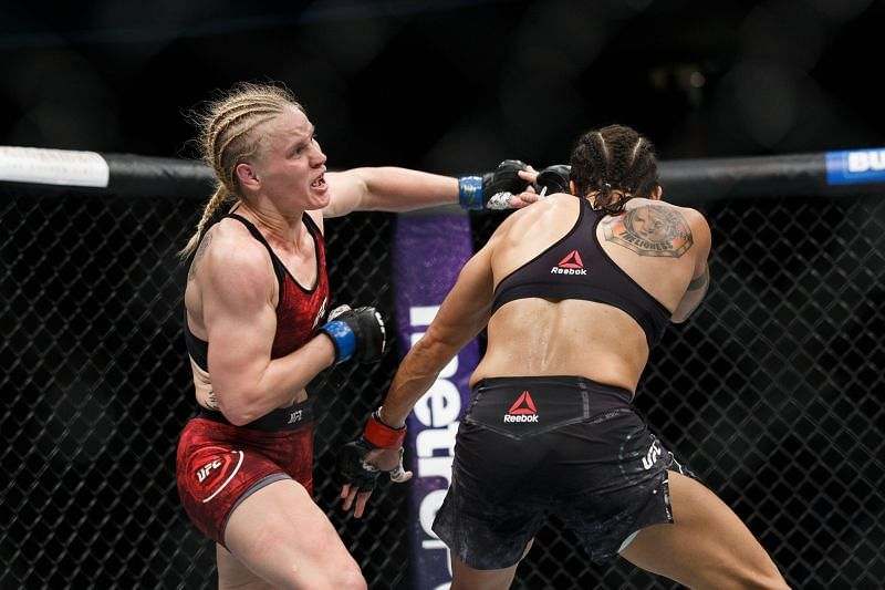 Valentina Shevchenko pushed current UFC Bantamweight and Featherweight champion Amanda Nunes to the limit on two occasions.