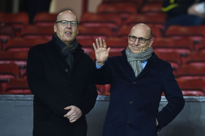 The Glazers own Manchester United