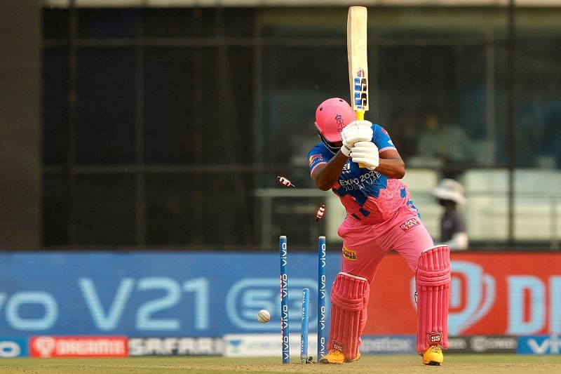 Sanju Samson will look to lead RR to the third win of their campaign. (Image Courtesy: IPLT20.com)