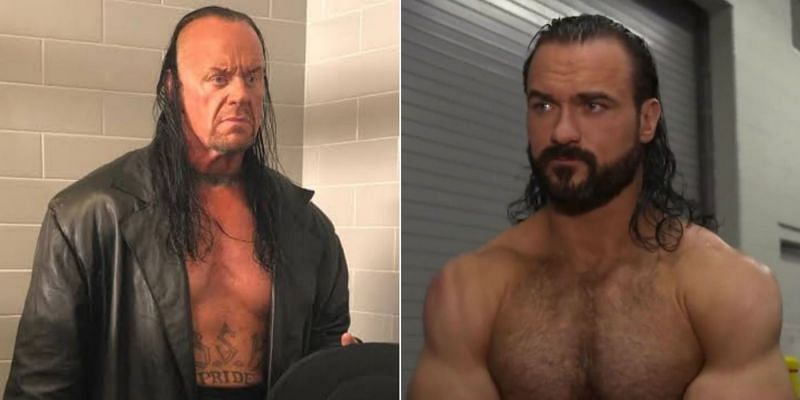 Drew McIntyre revealed there were plans for him to take on The Undertaker at WrestleMania 26