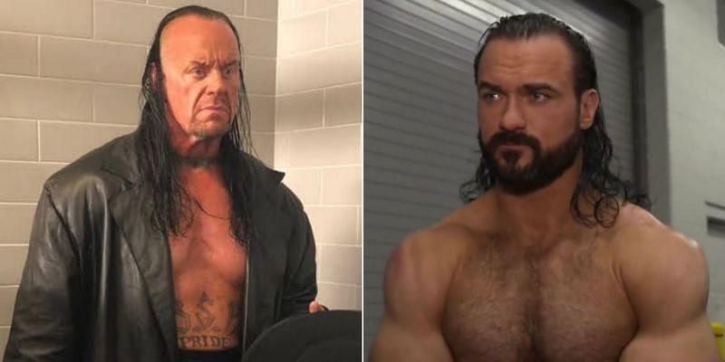 Drew McIntyre details canceled WrestleMania match against The Undertaker