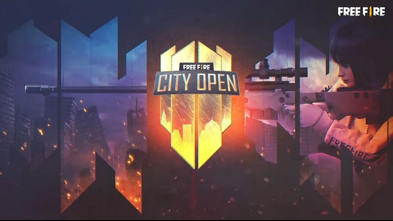 The Free Fire City Open 2021