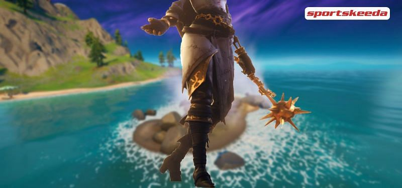 The Fortnite 16.40 update will bring the Female Oro skin to the game (Image via Sportskeeda)