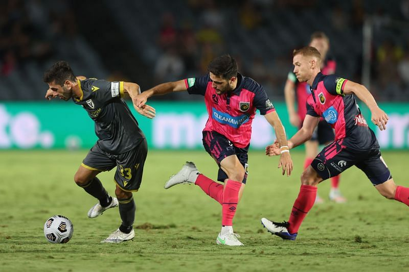 Central Coast Mariners take on Macarthur FC this week