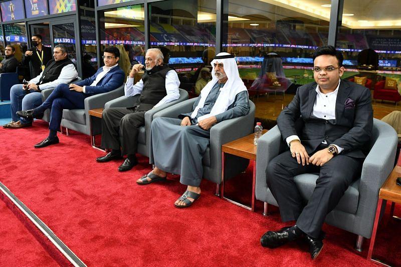 IPL 2020 happened in the United Arab Emirates (Image Courtesy: IPLT20.com)
