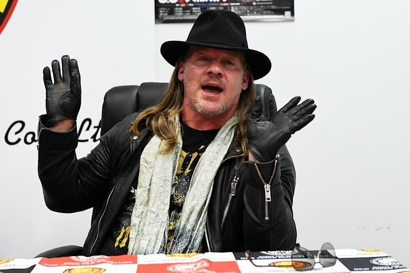Chris Jericho wants AEW and NJPW to work together!