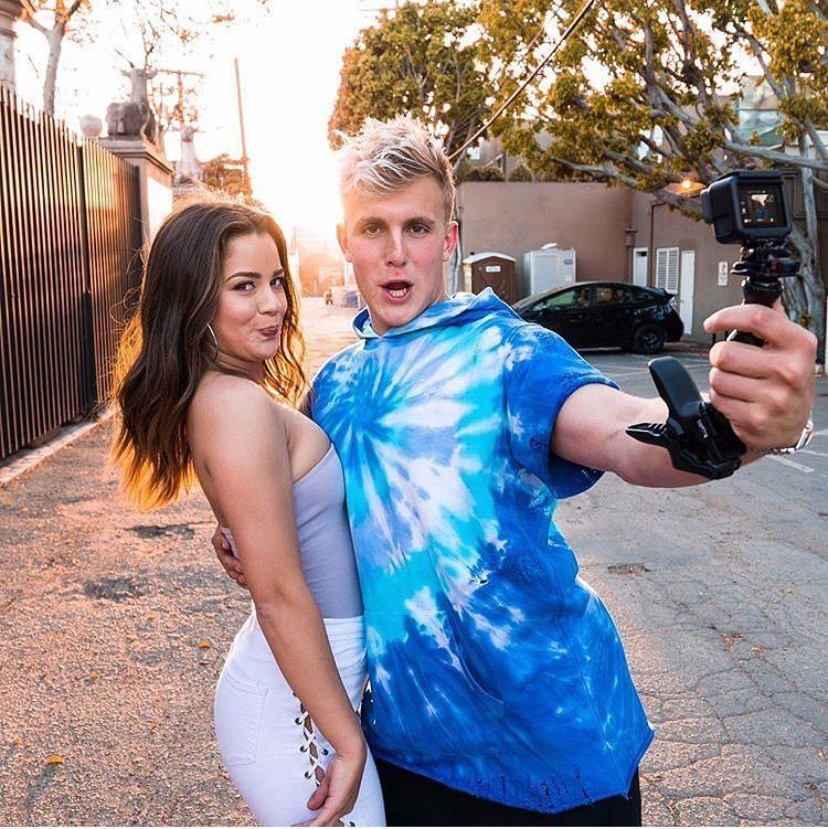 Jake Paul Girlfriends Who Is Jake Paul Dating