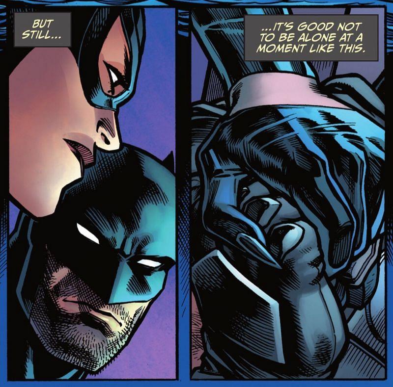 Fortnite Batman Zero Point - Issue #2 (Image via Epic Games)