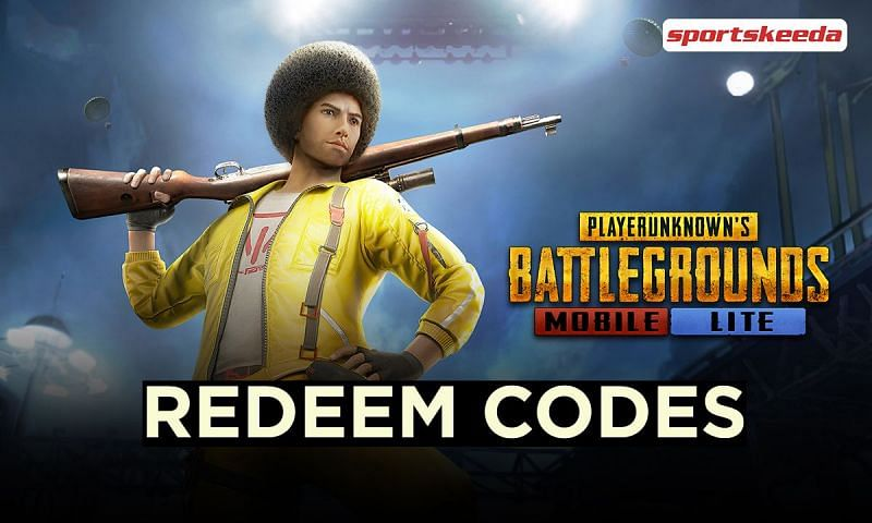 Players can use redeem codes in PUBG Mobile Lite to get attractive rewards