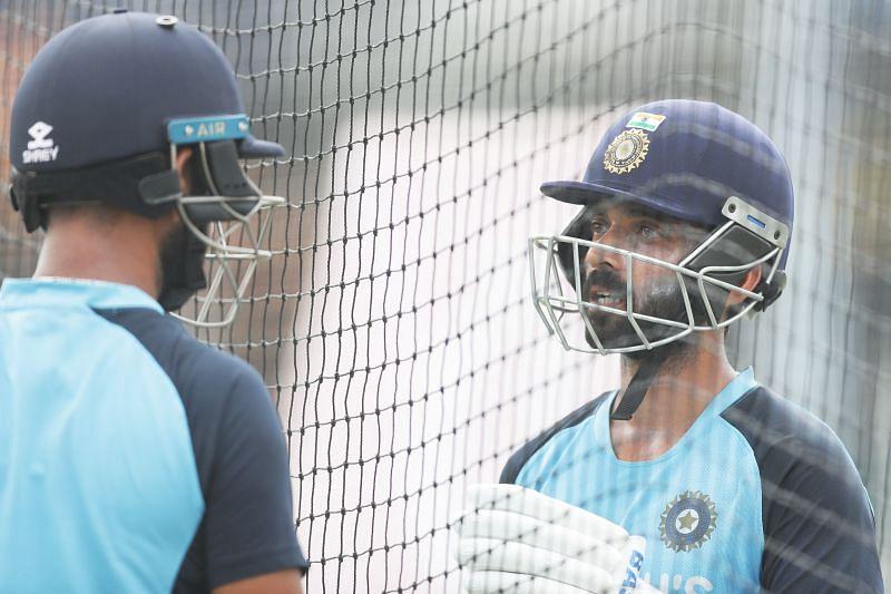 Cheteshwar Pujara and Ajinkya Rahane do not have a great record in English conditions