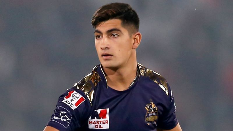 Naseem Shah will play a part in PSL 2021