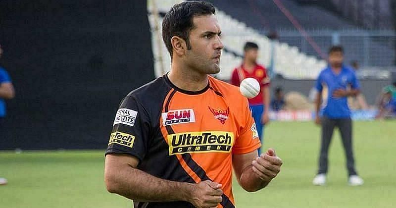 Mohammed Nabi is a right-handed batsman and a shrewd off-spinner