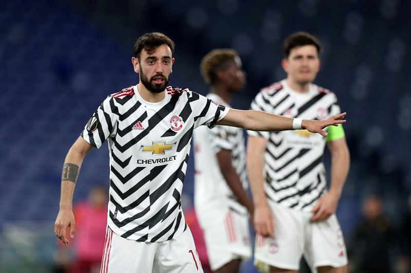Bruno Fernandes names 10 best non-Manchester United Premier League players