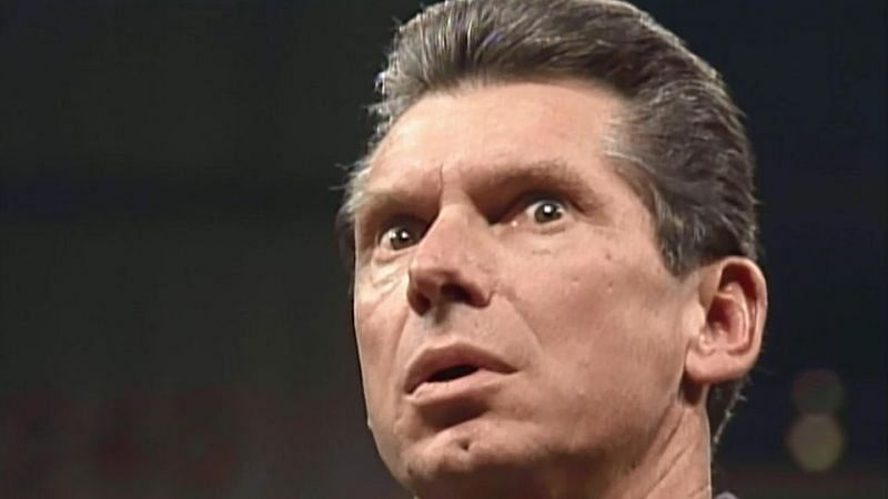 Vince McMahon in 1999 (Credit: WWE)