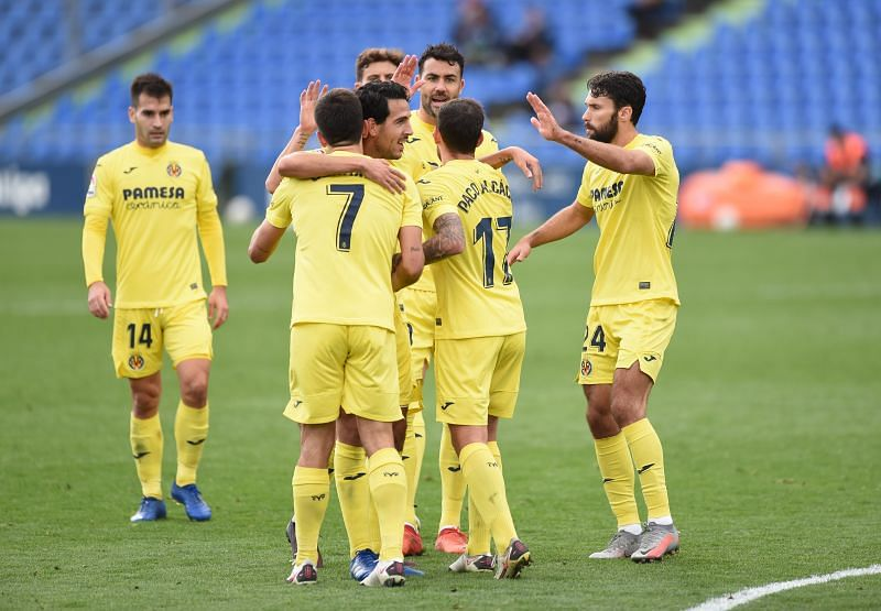 Getafe take on Villarreal this weekend