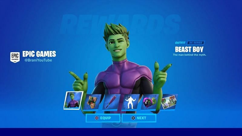 Fortnite Teen Titans Cup – Start date, How to get Beast Boy skin, Tournament details and more