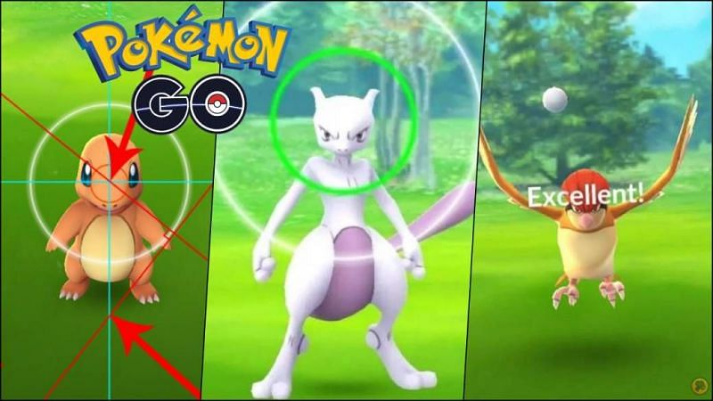 How to make a great throw in Pokemon GO