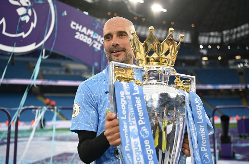 Another league title for Man City and Pep Guardiola