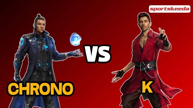 Comparing Chrono and K for the factory Challenge after the OB27 update