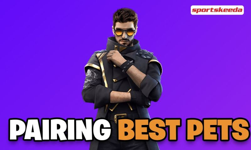 The best pets in Free Fire