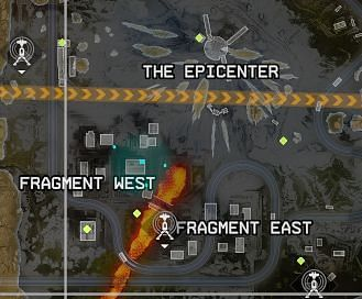 Fragment East & Fragment West