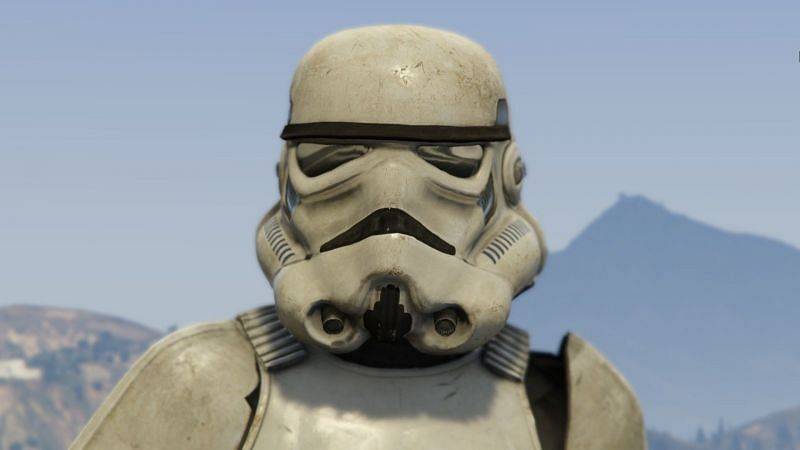 Stormtroopers are the closest thing to expendable in the Star Wars universe (Image via GTA5Mods)