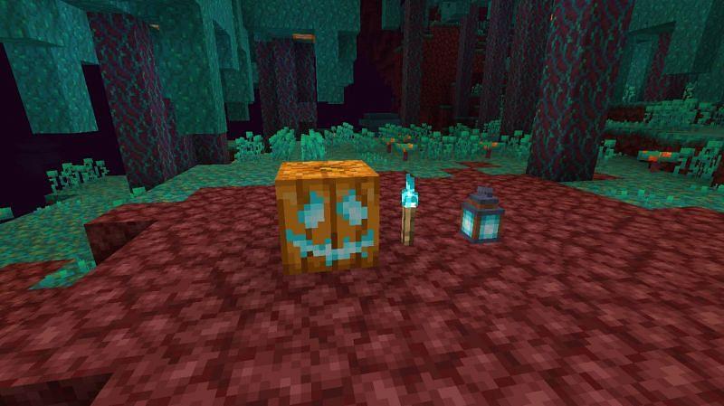 Soul light variants (Image via feedback. Minecraft)