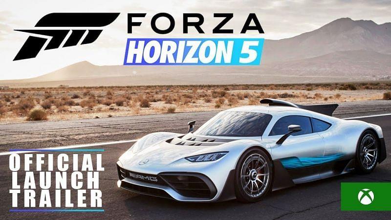 Forza Horizon (Image from Xbox)