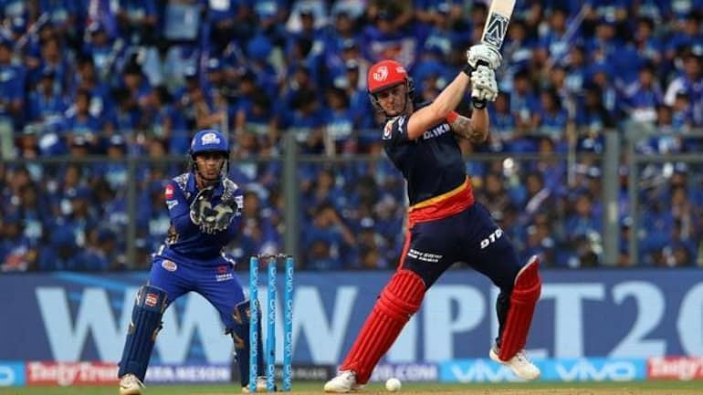 Jason Roy: The destructive opener in action in IPL 2018 (Source:BCCI)