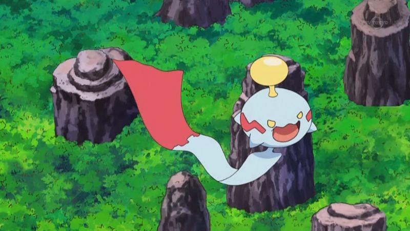 Chimecho (Image via The Pokemon Company)