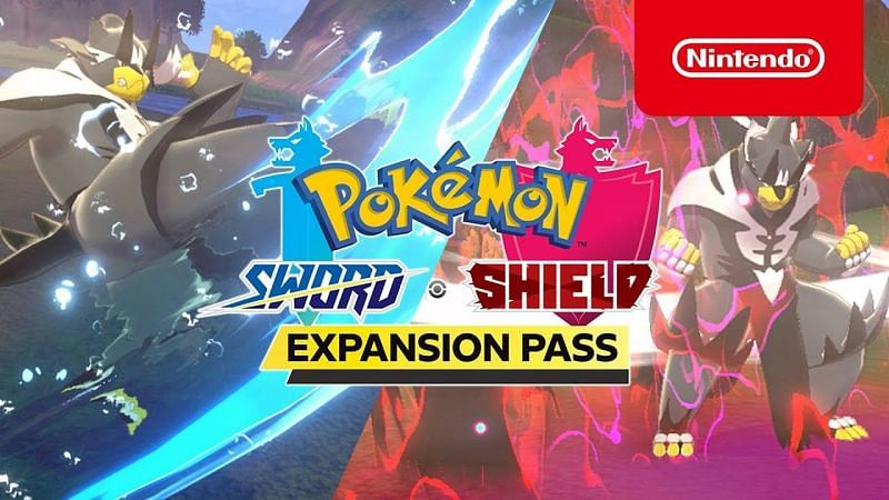 Difference between Sword and Shield Expansion Pass
