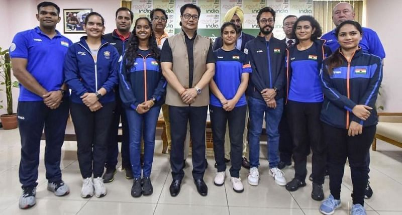 Indian shooters may travel to Europe to ramp up preparations for the Tokyo Olympics. (Source: NRAI/Twitter)