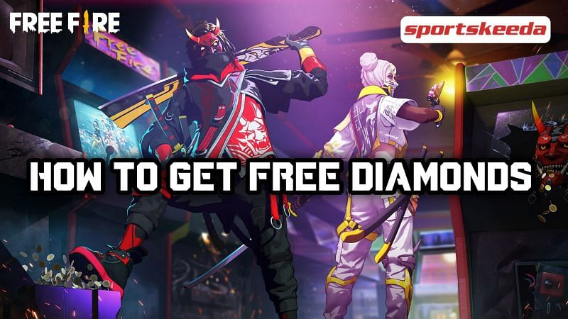How to get free diamonds. Image via Sportskeeda