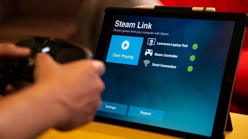 Steam Link (Image via 9to5Mac)