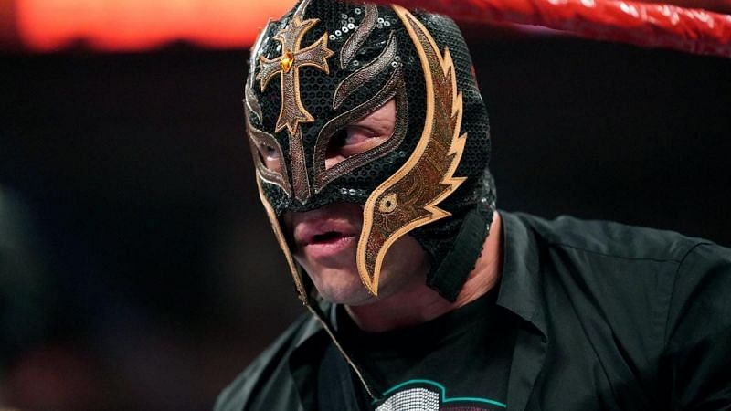 Rey Mysterio has worn dozens of masks throughout his career
